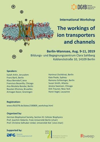 Poster of the workshop - Download: Bottom of this page